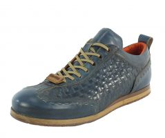 Kamo-Gutsu Herren Sneaker Tifo 035 Treccio Blu