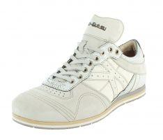 Kamo-Gutsu Herren Sneaker Tifo 040 Crack Bianco