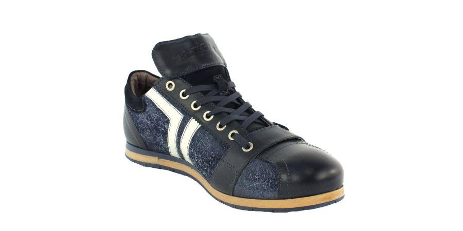 Kamo-Gutsu Herren Sneaker Tifo 030 Loden Navy