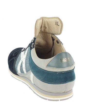 Herren Sneaker Tifo 040 Navy Celeste Grigio