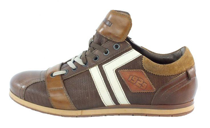 Kamo-Gutsu Herren Sneaker Tifo 030 Onda Nocciola