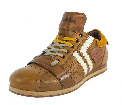 Kamo-Gutsu Herren Sneaker Tifo 030 Onda Ocra