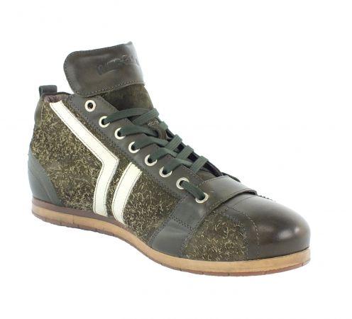 Kamo-Gutsu Herren Sneaker Tifo 130 Loden Foresta