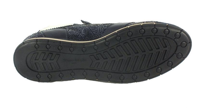 Kamo-Gutsu Damen Sneaker Tifa 100 Sara Blu Combi