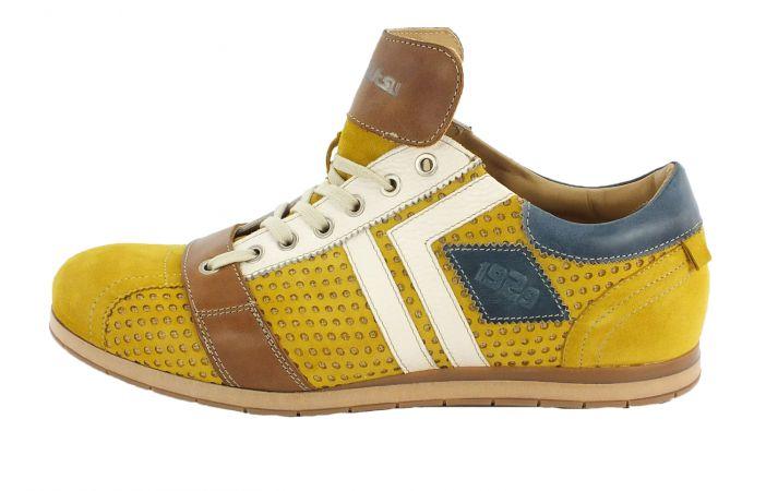 Kamo-Gutsu Herren Sneaker Tifo 030 Orti Mandarino