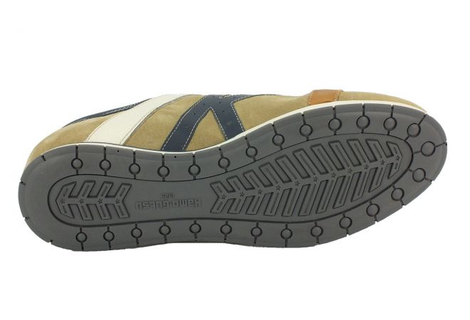 Kamo-Gutsu Herren Sneaker Tifo 042 Corda Navy