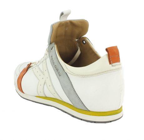 Kamo-Gutsu Herren Sneaker Tifo 042 Gesso Mattone Grey