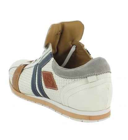 Kamo Gutsu Herren Sneaker Tifo 030 Yuma Bianco