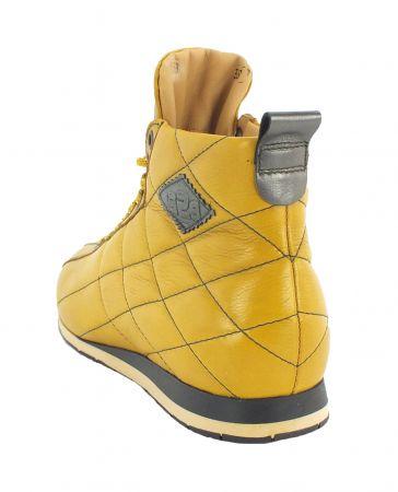 Kamo-Gutsu Damen Sneaker Tifa 108 Ambra