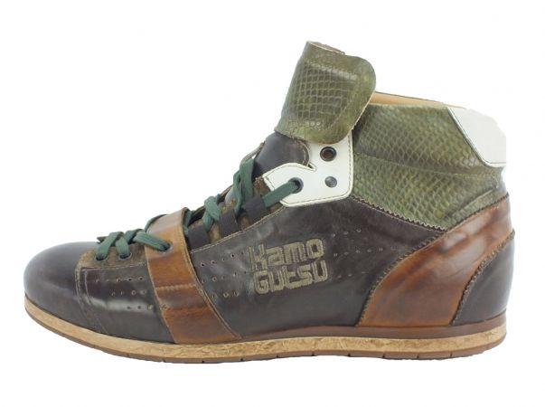 Kamo-Gutsu Herren Sneaker Tifo 104 TDM Vipera Verde