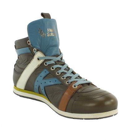 Kamo-Gutsu Herren Sneaker Tifo 142 Bosco Gel Ice