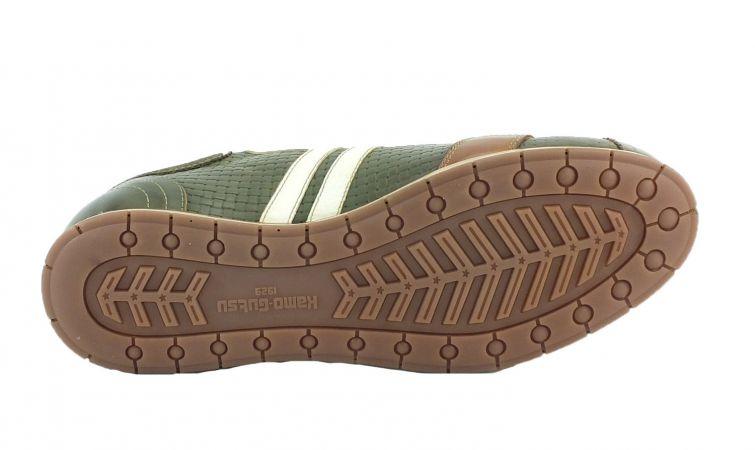 Kamo-Gutsu Herren Sneaker Tifo 30 Verde Combi