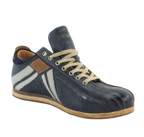 Kamo-Gutsu Herren Sneaker Tifo 047 Blu Combi