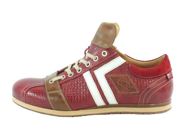 Kamo-Gutsu Herren Sneaker Tifo 30 Yuma Rosso