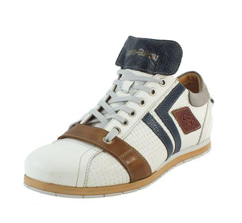 Kamo-Gutsu Herren Sneaker Tifo 030 Yuma Bianco