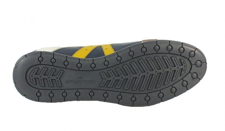 Kamo-Gutsu Herren Sneaker Tifo 042 Jeans Tuorlo
