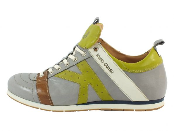 Kamo-Gutsu Herren Sneaker Tifo 042 Perla Zolfo