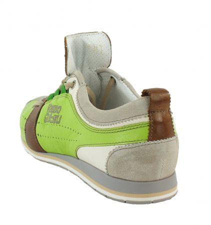Kamo-Gutsu Damen Sneaker Tifa 002 Perla Lime
