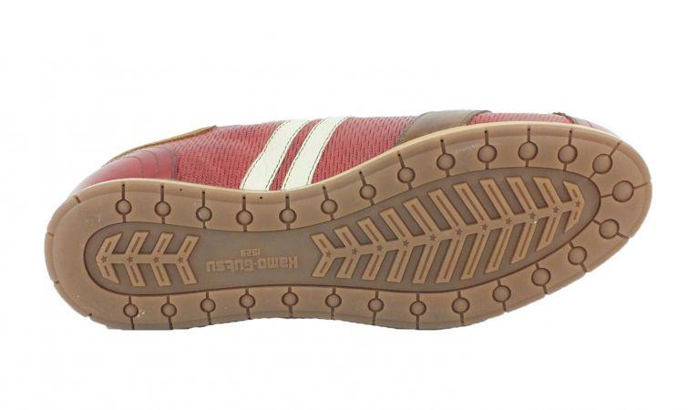 Kamo-Gutsu Herren Sneaker Rosso Combi Tifo 030