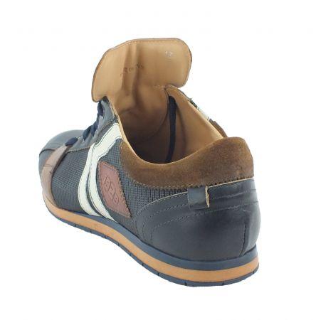 Kamo-Gutsu Herren Sneaker Blue Combi Tifo 030