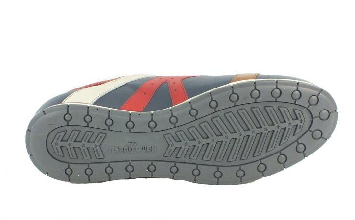 Kamo-Gutsu Herren Sneaker Jeans Papayero Tifo 042