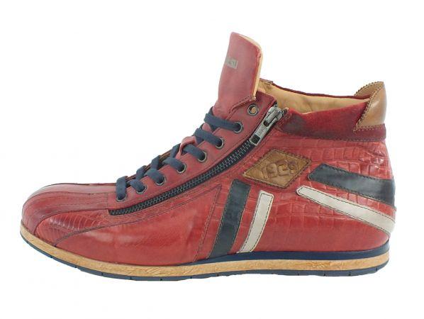 Kamo-Gutsu Herren Sneaker Tifo 145 Rosso Combi