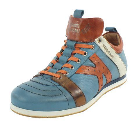 Kamo-Gutsu Herren Sneaker Gel Ice Curcuma 042