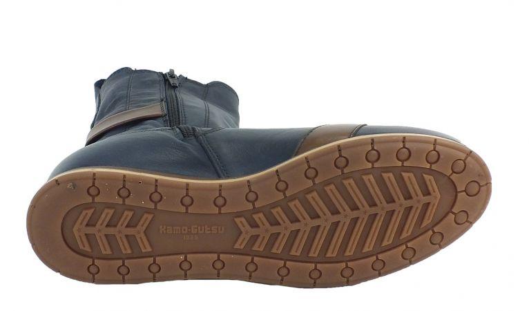 Kamo-Gutsu Damen Stiefel Tifa 200 Asport Jeans
