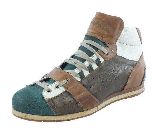 Kamo-Gutsu Herren Sneaker Tifo 105 olive stone white