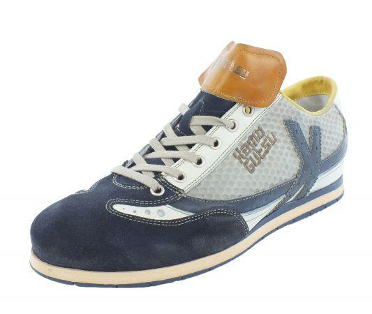 Kamo-Gutsu Herren Sneaker Tifo 024 Navy Grey BCO