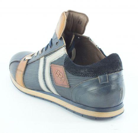 Kamo-Gutsu Herren Sneaker Tifo 030 Navy Combi