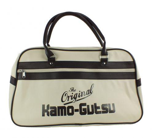 Kamo-Gutsu Tasche Sporttasche beige