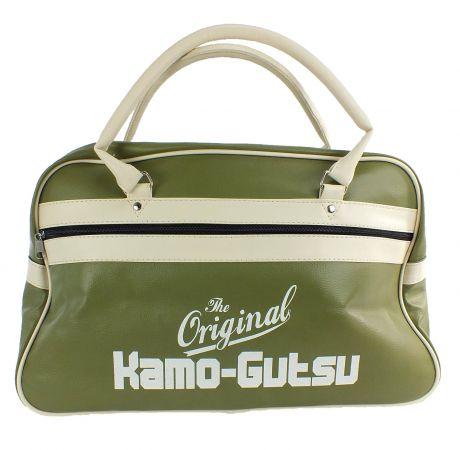 Kamo-Gutsu Tasche Sporttasche grün