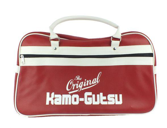 Kamo-Gutsu Tasche Sporttasche rot