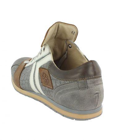 Kamo-Gutsu Herren Sneaker Tifo 030 Sparta Ash