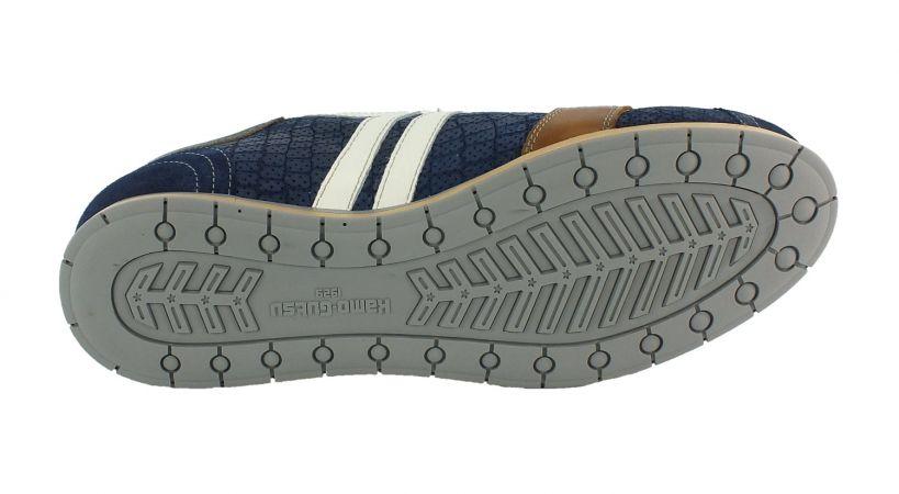 Kamo-Gutsu Herren Sneaker Tifo 030 Sparta Blu