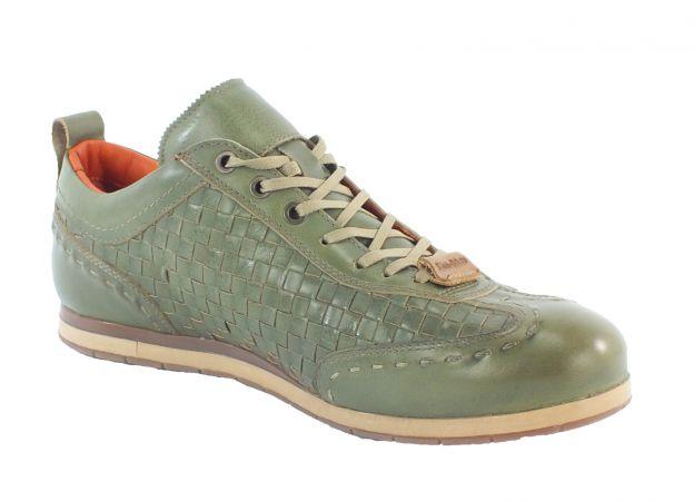 Kamo-Gutsu Herren Sneaker Tifo 035 Treccio Verde